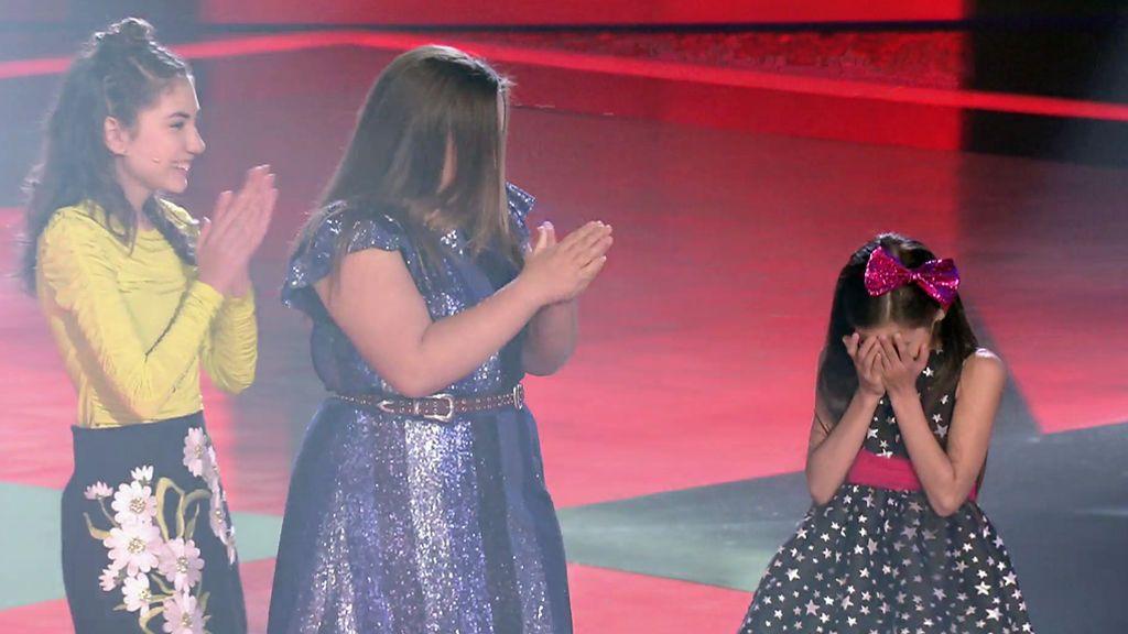 ¡Melendi apuesta por Melani para ganar 'La Voz Kids 4'!