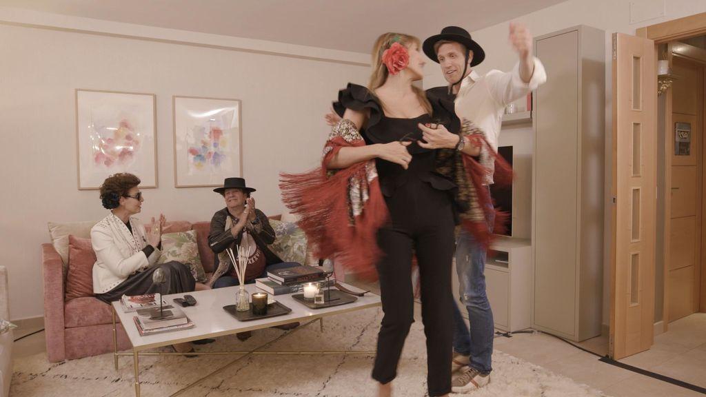 Alba Carrillo, tercera anfitriona de 'Ven a cenar conmigo, gourmet edition'.