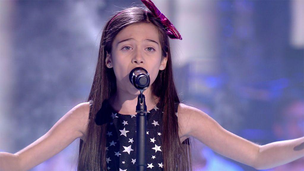 ¡Melani lo vuelve a hacer! Emociona y cautiva con su actuación en la final de 'La Voz Kids 4'