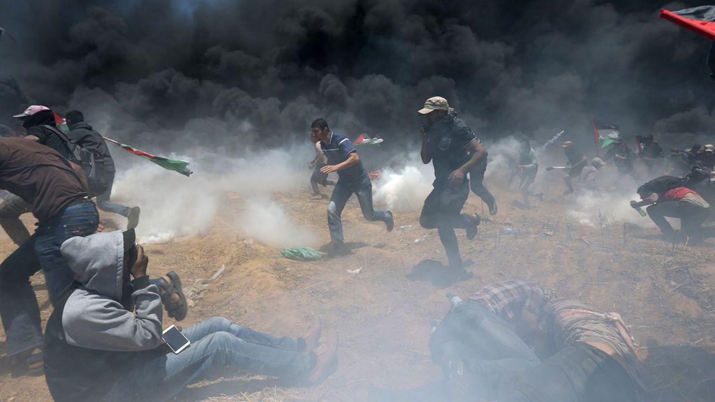 Hamás llama a una nueva intifada en respuesta a la matanza en Gaza