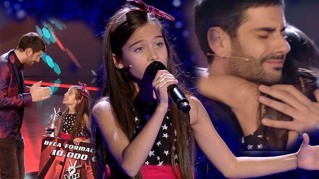 La gran ganadora de 'La Voz Kids' es… ¡Melani!