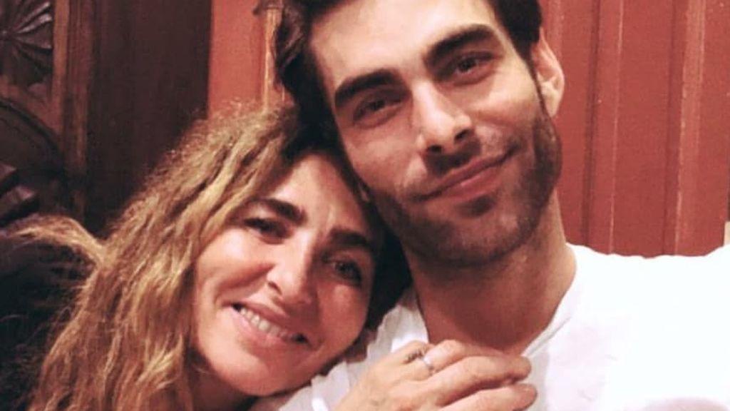 Nuria Redruello, la madre y culpable del famoso tupé de Jon Kortajarena