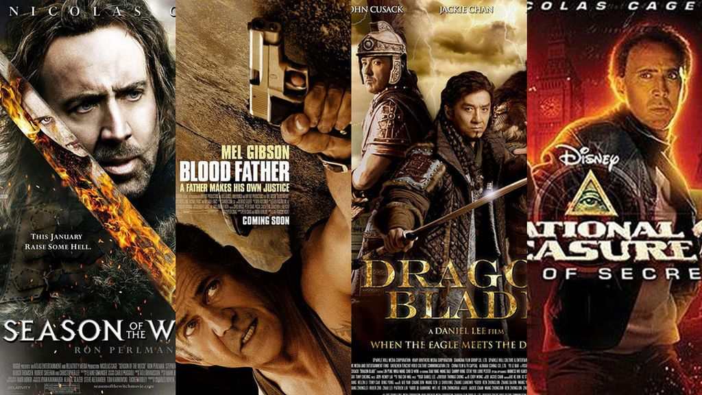 Acción y aventuras:  Noche de película esta semana en FDF