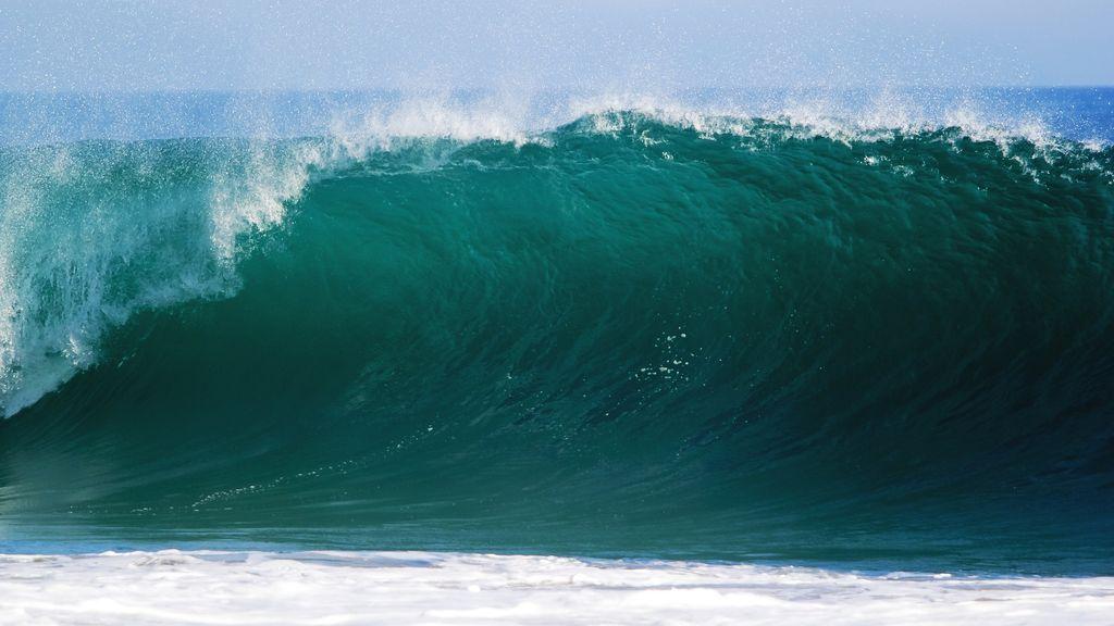 Una ola monstruosa de 23,8 metros, ha sido registrada al sur de Nueva Zelanda