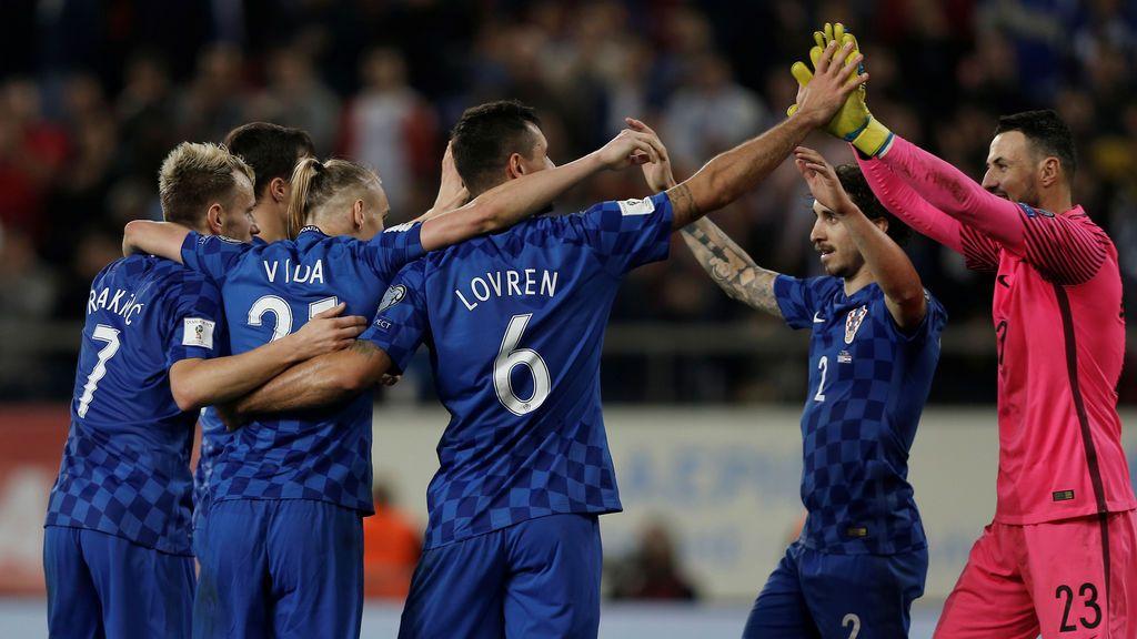 Modric y Rakitic abanderan la pre-lista de Croacia para el Mundial