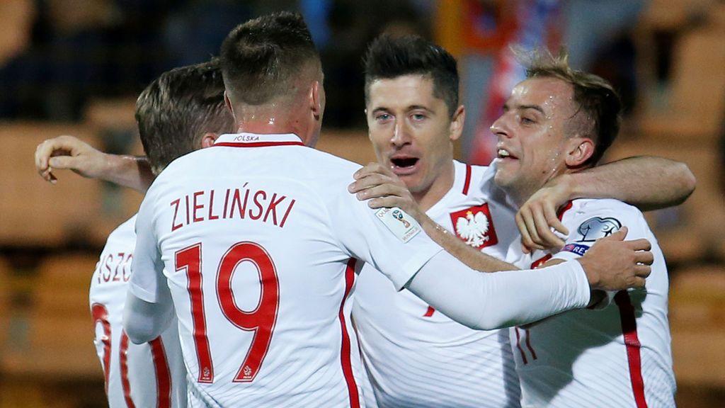 Polonia hace oficial su pre-lista de 35 jugadores para el Mundial de Rusia
