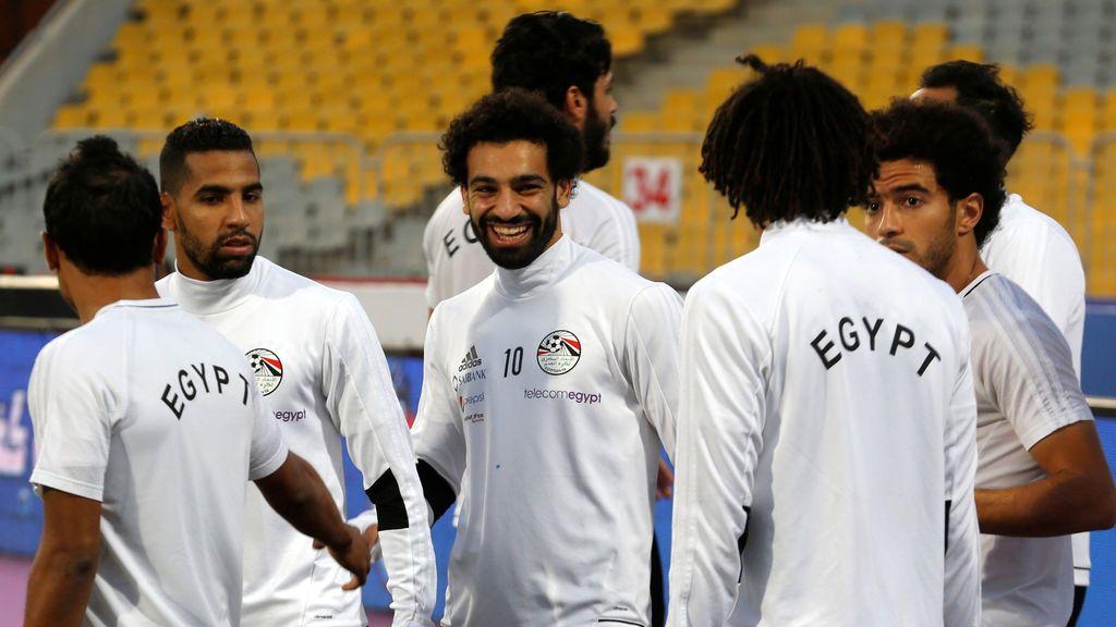 Salah encabeza la pre-lista de 29 jugadores de Egipto para el Mundial