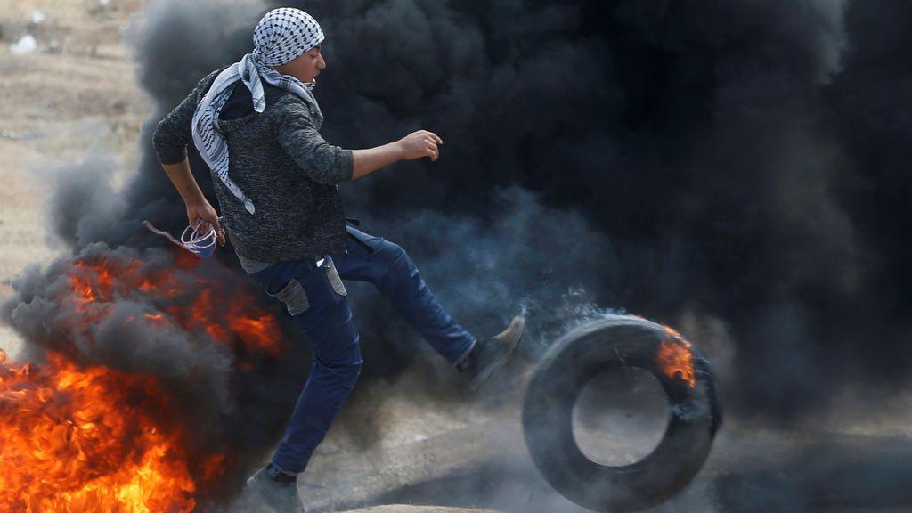 Siguen las protestas en Gaza