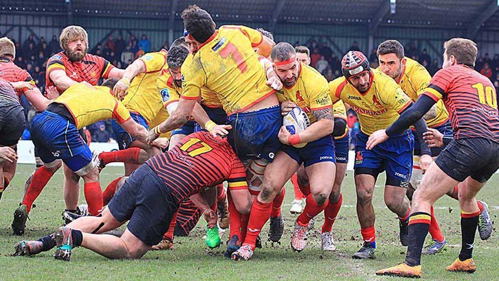 El Bélgica - España no se repetirá y la Selección no estará en el Mundial de rugby 2019