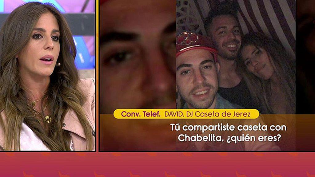 Un testigo afirma haber visto a Isa Pantoja besándose con un chico en la Feria de Jerez