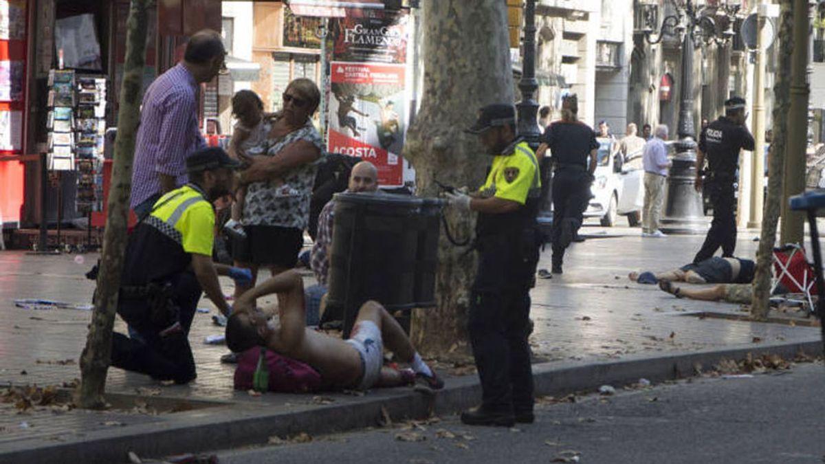 Detenidas seis personas en Francia por presuntos vínculos con los atentados en Barcelona y Cambrils
