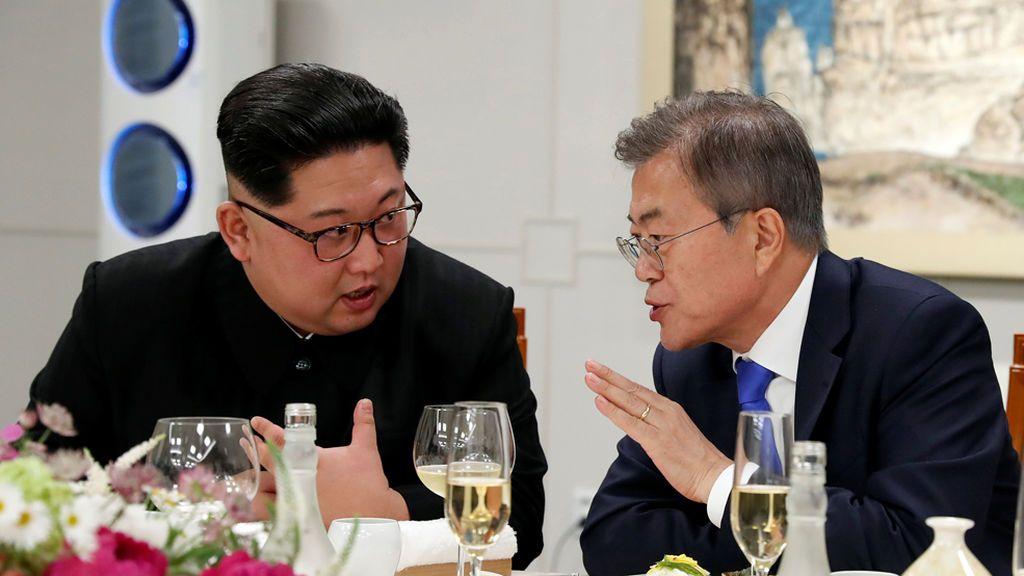 Corea del Norte suspende los contactos con Corea del Sur por sus maniobras militares con Washington