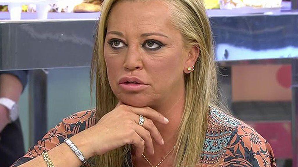 """Belén Esteban, irónica con el comentario de J.J. Vázquez: """"Yo soy muy bruja, pero amargada no estoy"""""""