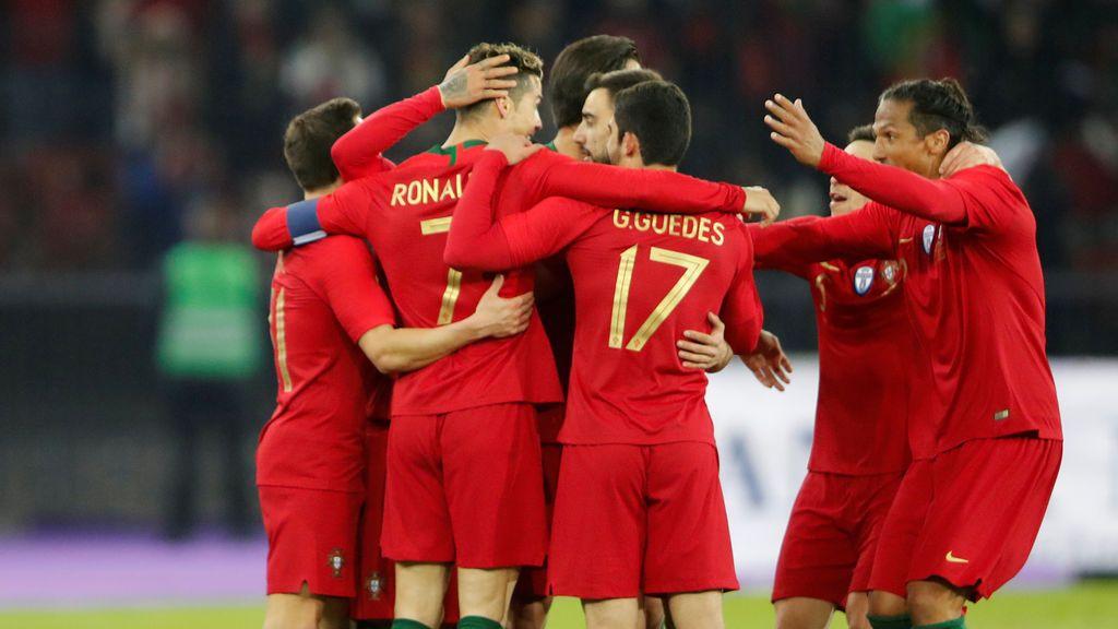 Cristiano Ronaldo lidera la pre-lista de Portugal para el Mundial de Rusia