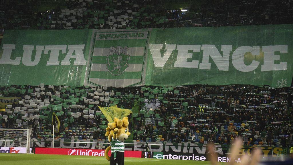 La Policía Judicial registra el estadio del Sporting de Lisboa por sospechas de corrupción tras la brutal agresión de los ultras que sufrieron los jugadores
