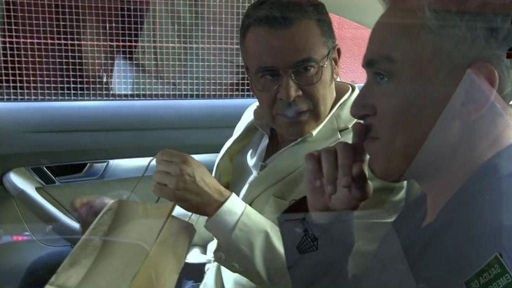 Del plató a una habitación de hotel: Jorge Javier Vázquez y Kiko Hernández van al encuentro de la persona más buscada