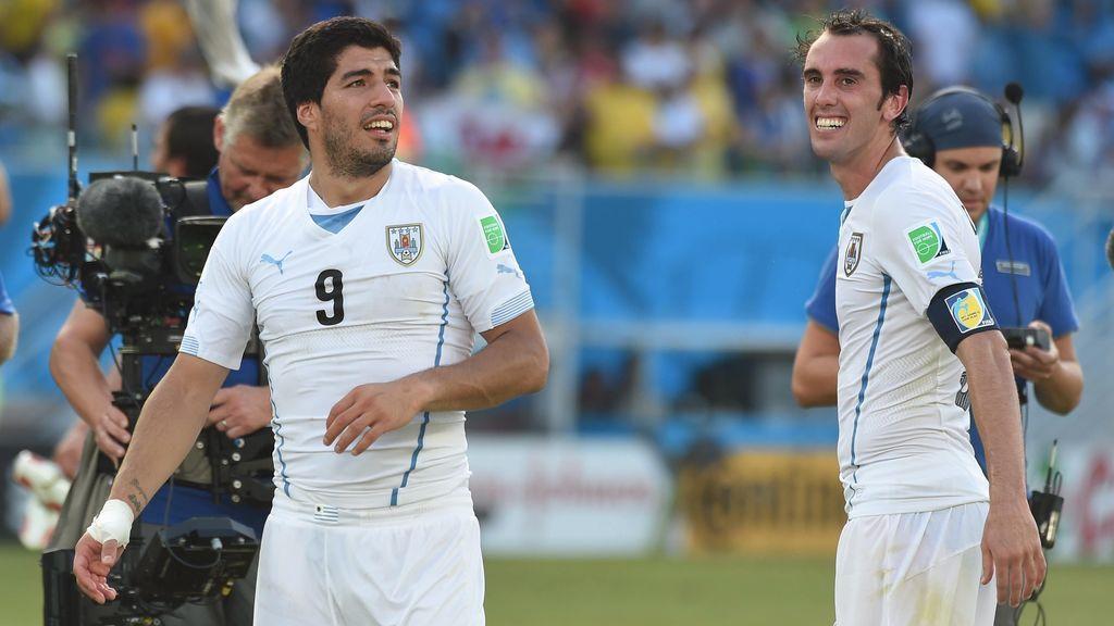 Luis Suárez y Godín lideran la pre-lista de Uruguay para el Mundial de Rusia
