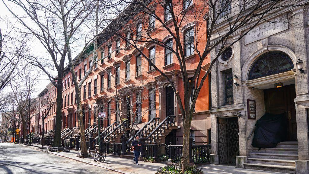 Vivir en el centro de Nueva York por 28 dólares al mes, ¿cuál es el truco?