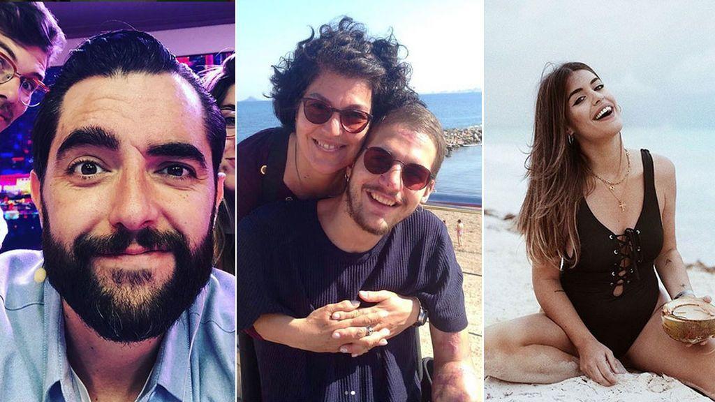 Los vips, con Davide: Dulceida, Dani Mateo y más famosos se unen a su lucha por conseguir brazos biónicos