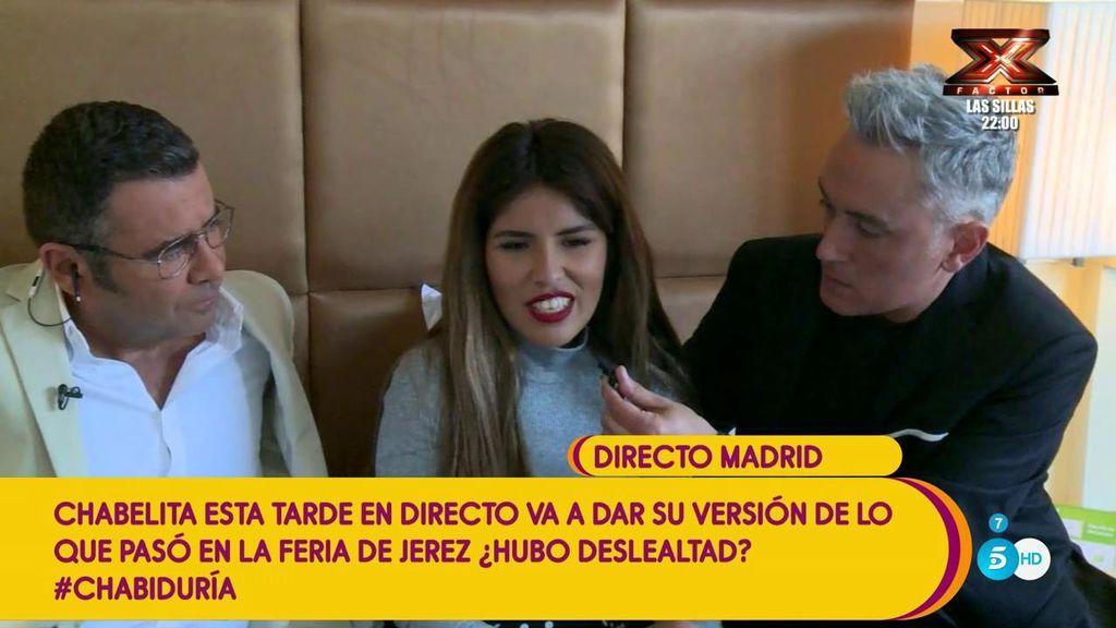 "Isa Pantoja: ""No he sido desleal a Alberto Isla"""