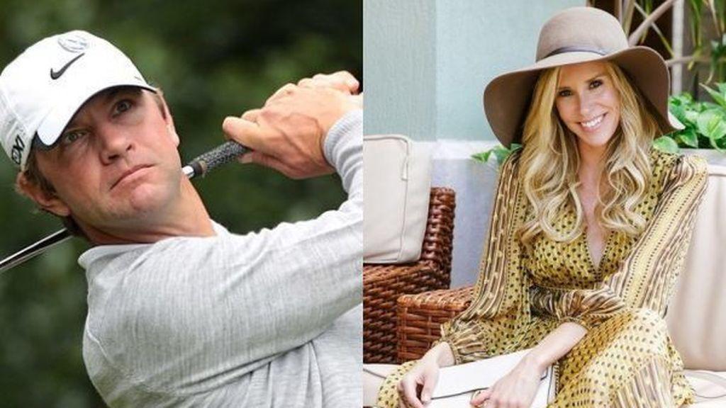 Detenida la mujer de Lucas Glover por agredir al golfista por sus malos resultados en un torneo