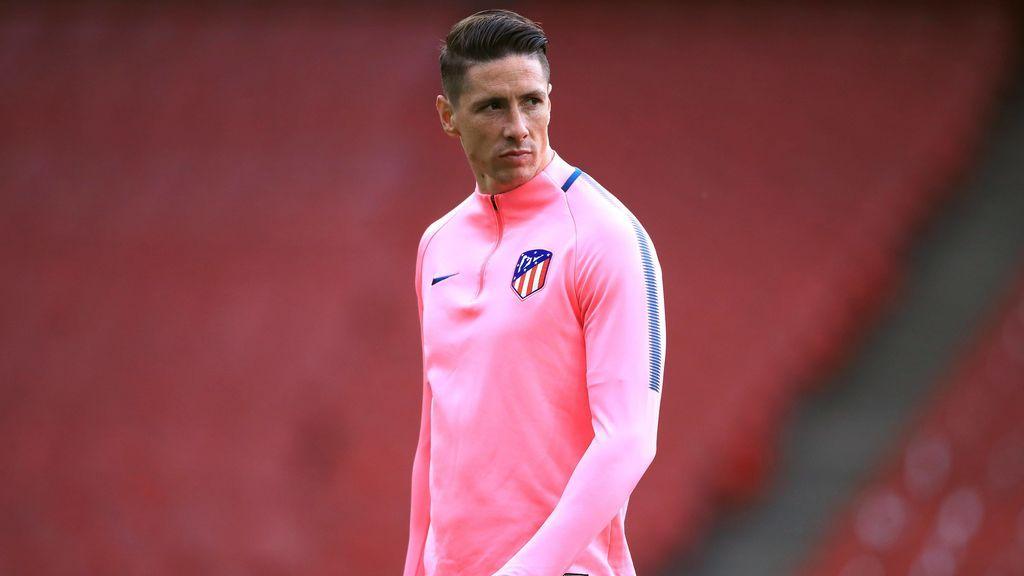El mensaje de Fernando Torres antes la ocasión de ganar su primer título con el Atlético de Madrid