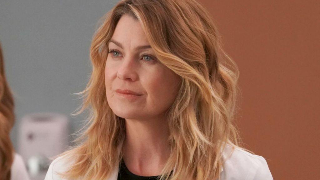Ellen Pompeo es Meredith Grey en la serie 'Anatomía de Grey'.