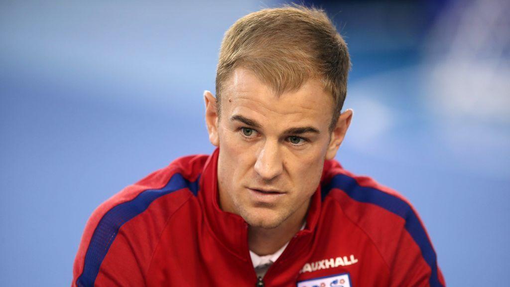 Joe Hart se queda fuera de la pre-lista de Inglaterra para el Mundial de Rusia