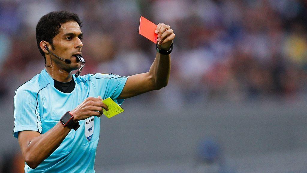 Arabia Saudí suspende de por vida al árbitro que les representará en el Mundial por aceptar sobornos