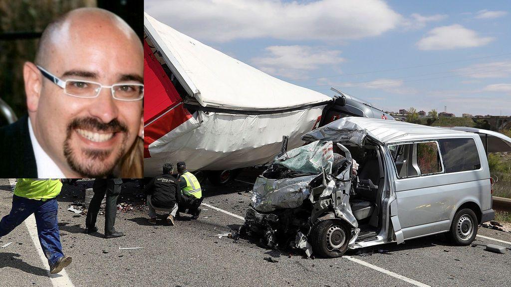 El periodista Xavier Prats y su mujer fallecen en un accidente de tráfico
