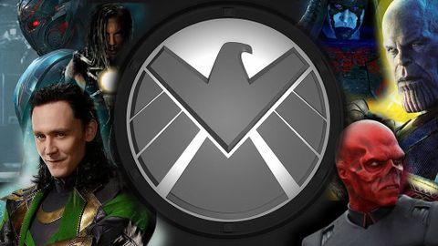 Agentes De Shield A Los Superhéroes Los Conoces Pero Cuánto