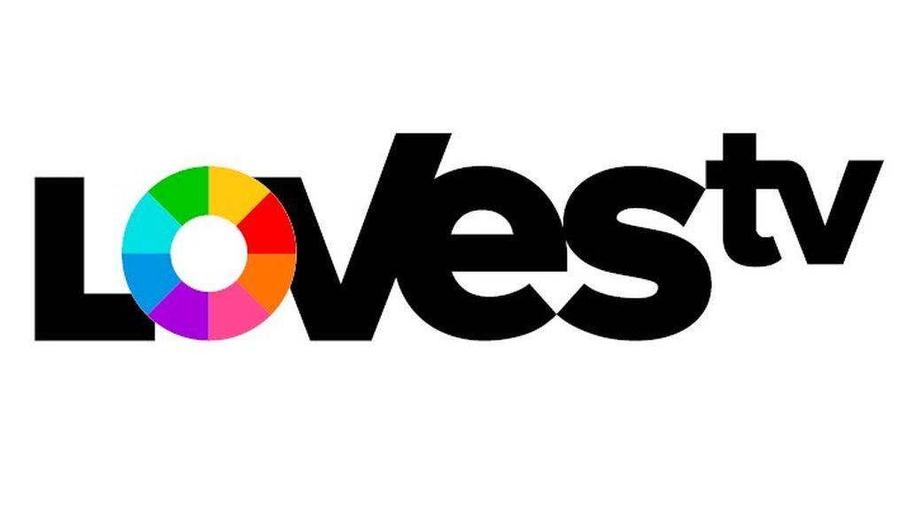 Identidad corporativa de LOVEStv, la plataforma de contenidos con tecnología HbbTV desarrollada de forma conjunta por RTVE, Atresmedia y Mediaset España.