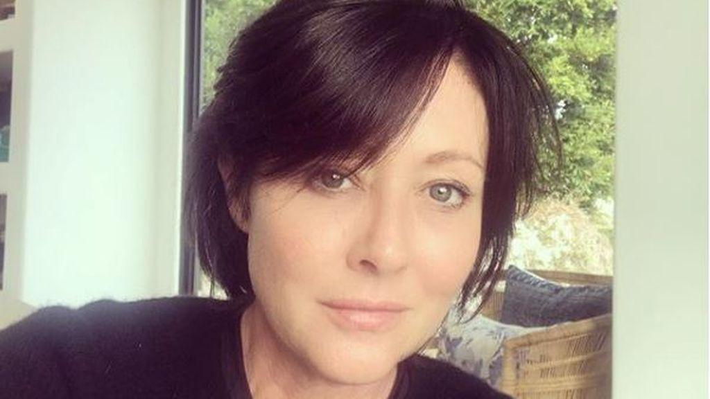 La actriz Shannen Doherty se somete a una reconstrucción mamaria tras su cáncer
