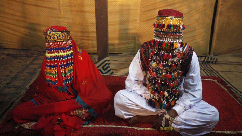 Novios Paquistán