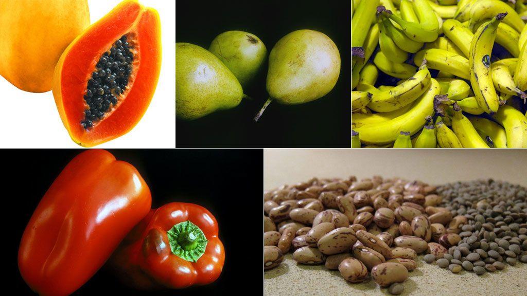 Cinco alimentos que ayudan a paliar los síntomas del asma