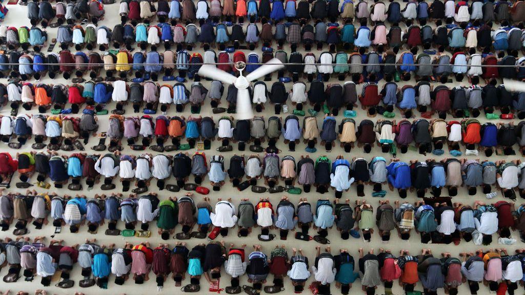 Oraciones en el primer día del Ramadán