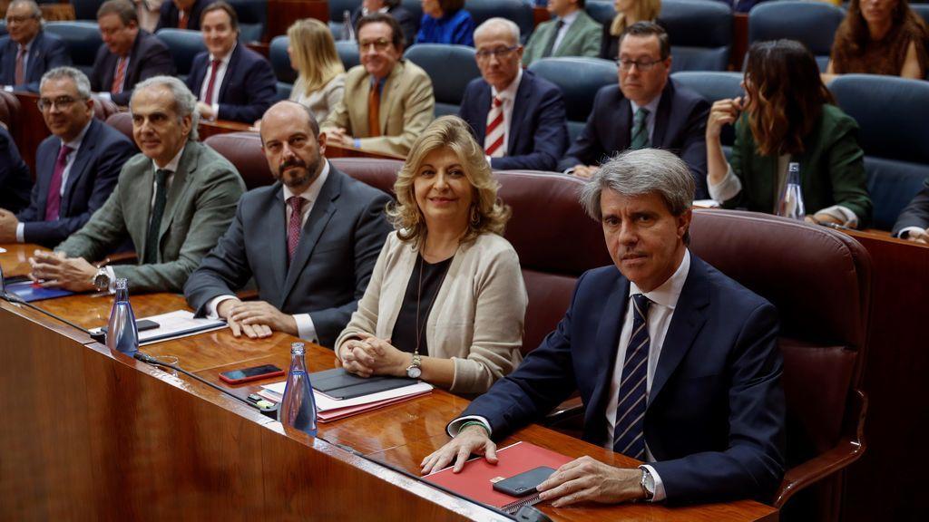 """Garrido defiende la """"experiencia y estabilidad"""" del PP"""