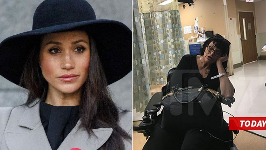 Samantha Grant, hermanastra de Meghan Markle, hospitalizada tras un encontronazo con un paparazzi