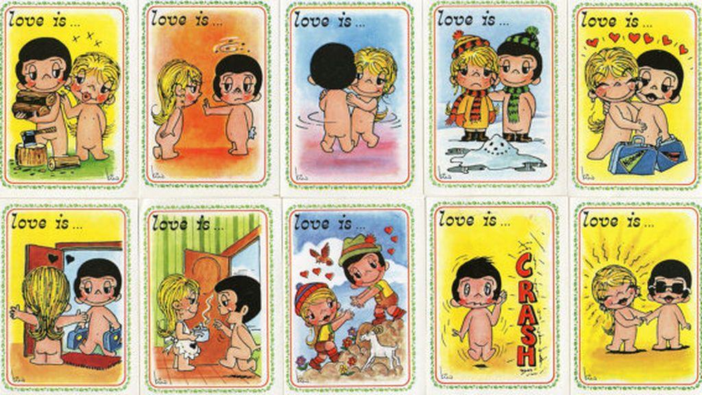 'Love is...', los 'inocentes' dibujos sobre las relaciones en pareja que indignan a las mujeres