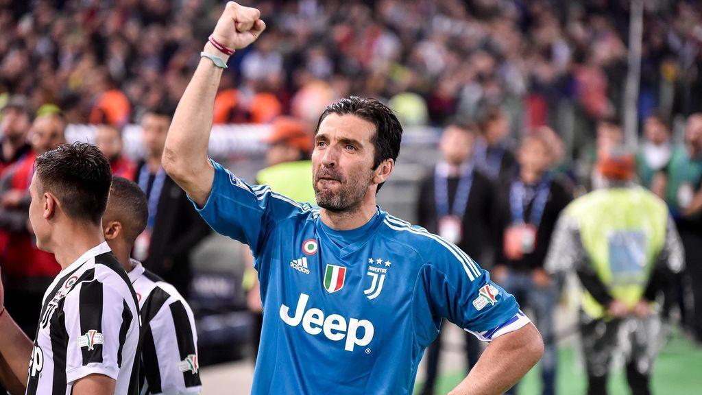 Gianluigi Buffon anuncia que deja la Juventus pero seguirá en activo