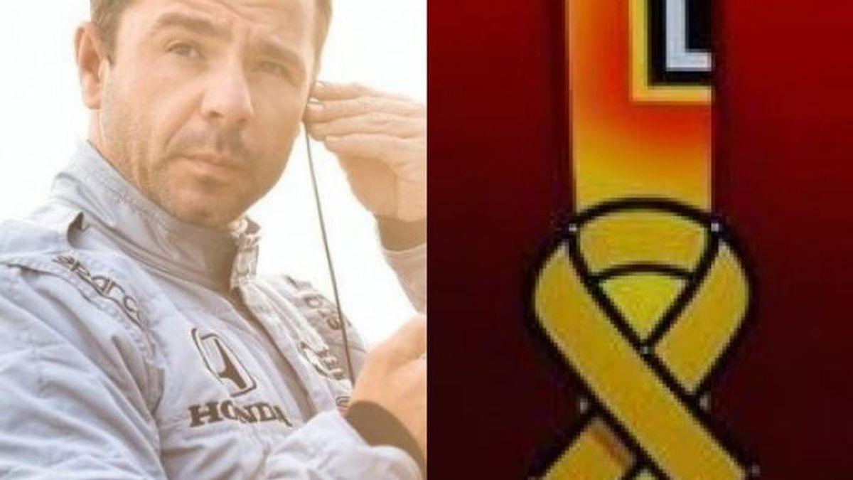 Oriol Serviá denuncia mensajes de odio por el casco que lucirá en las 500 millas de Indianápolis