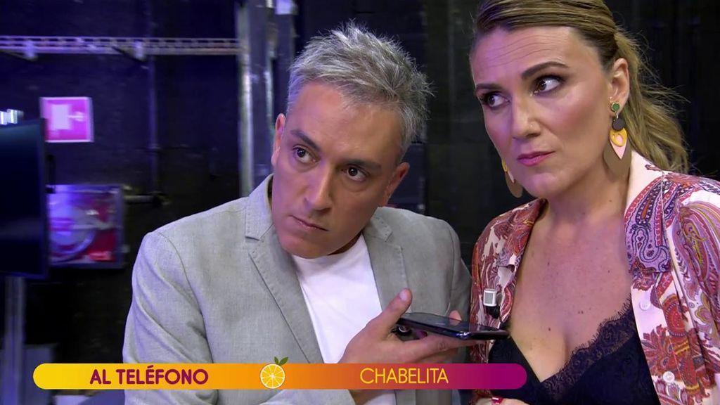 """Isa Pantoja, tras enterarse de que Tony va al 'Deluxe': """"Quien tenga hambre, que coma"""""""