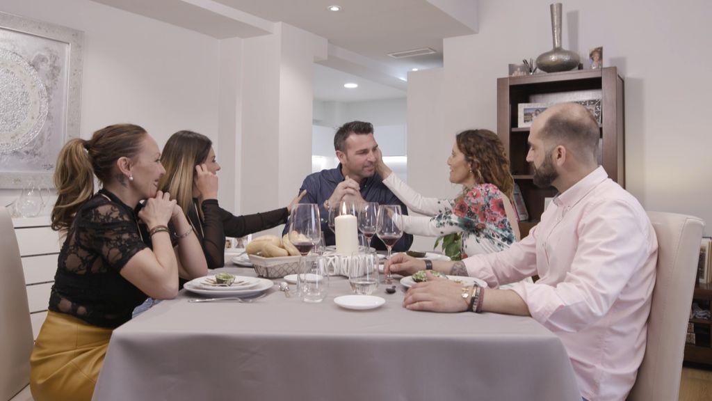 'Ven a cenar conmigo', en Murcia.