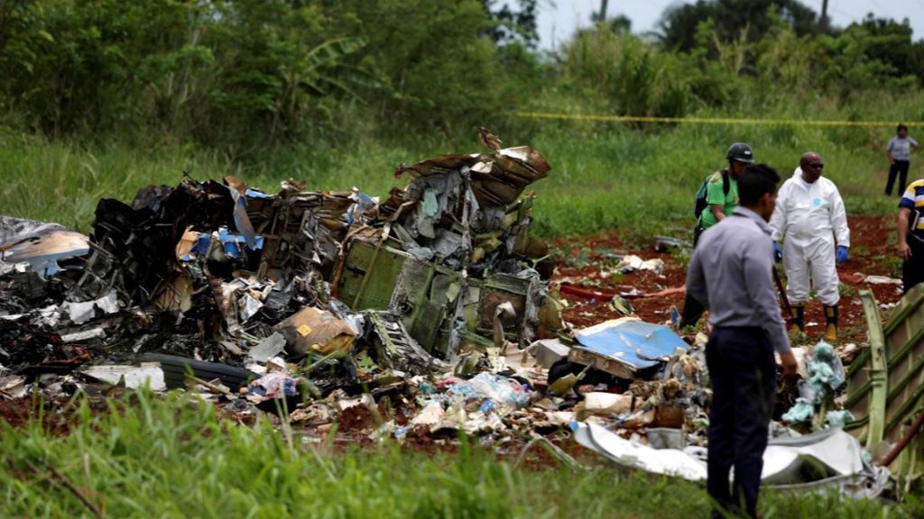 Familiares de las victimas están viajando a la capital para identificar los cuerpos