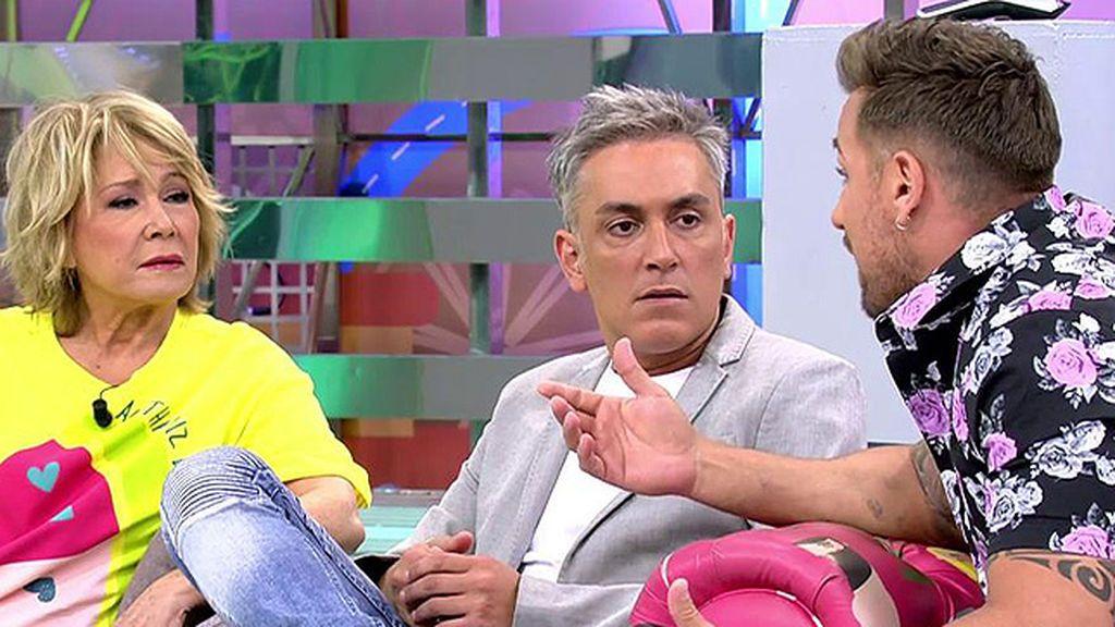 "Alguien advirtió a Belén Esteban sobre Rafa Mora: ""Le dijeron que contaría lo que pasara en su fiesta"""