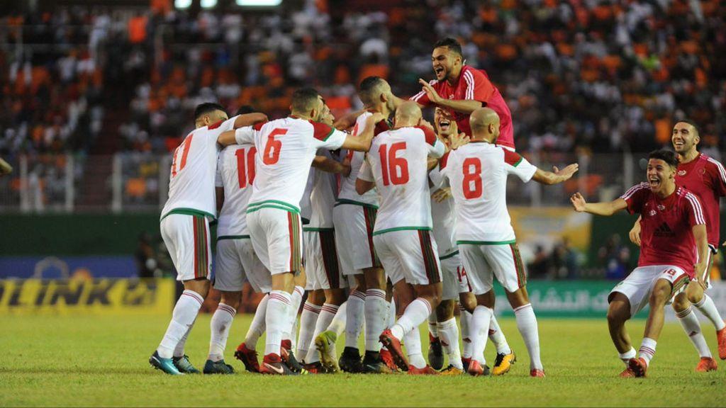 Marruecos, rival de España, da la lista oficial para el Mundial de Rusia