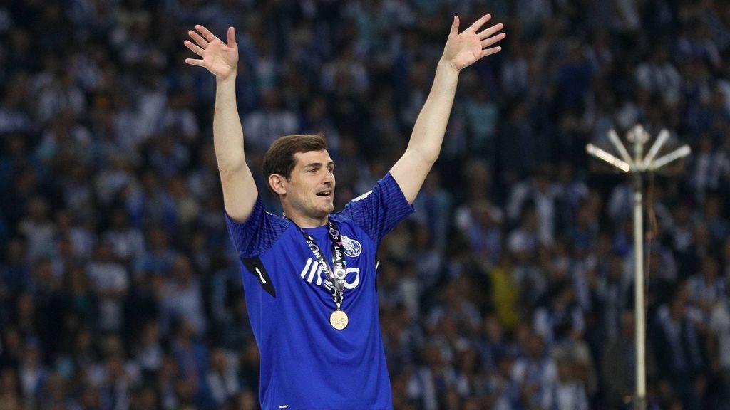 La imagen viral de Iker Casillas con la que ha sorprendido a todos sus seguidores