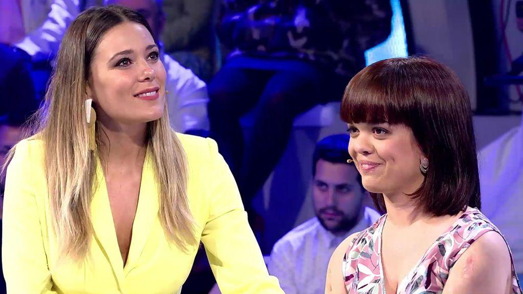 Lorena Gómez (OT) acude a 'Volverte a ver' para reencontrarse con su valiente amiga Noemí