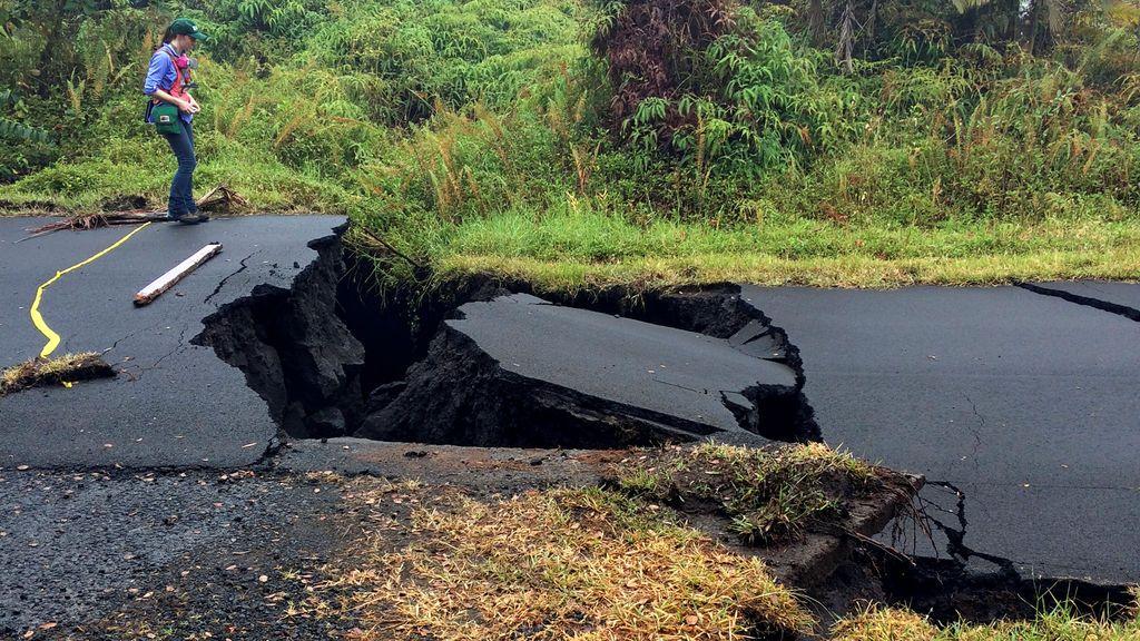 La erupción del volcán Kilauea ha devastado Hawaii