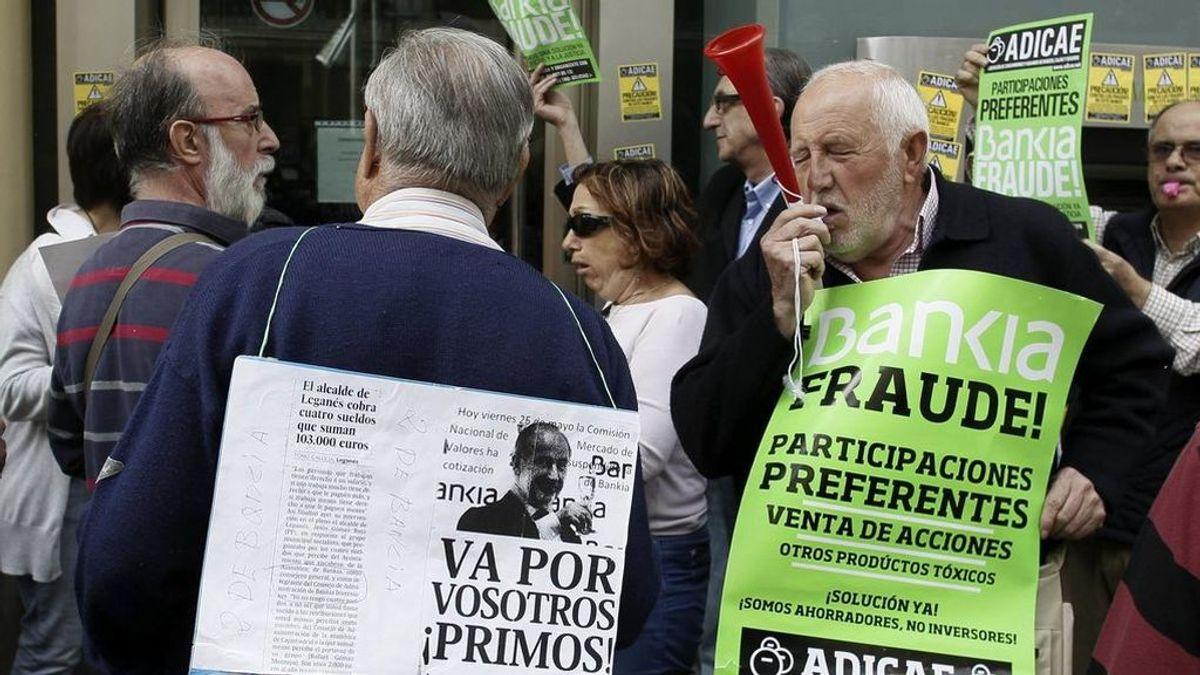 La Audiencia Nacional archiva la investigación del caso de las preferentes de Caja Madrid